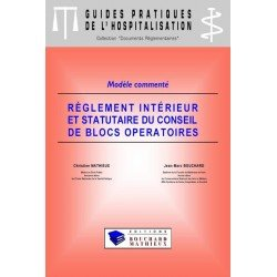 Conseil de blocs opératoires