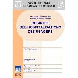 Registre des hospitalisations des usagers