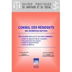 Conseil des résidents des résidences-services : pack de mise en place et de fonctionnement