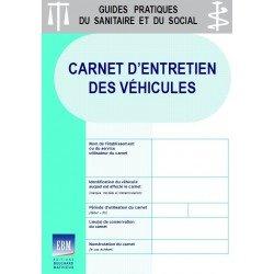 Carnet d'entretien des véhicules