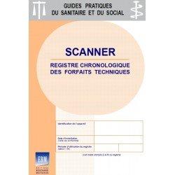 Scanner - Registre chronologique des forfaits techniques 2021
