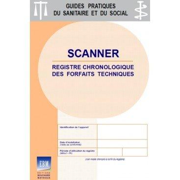 Scanner - Registre chronologique des forfaits techniques 2019