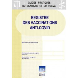 Registre des vaccinations anti-COVID